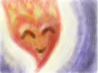 Heart Ablaze by Zandaa