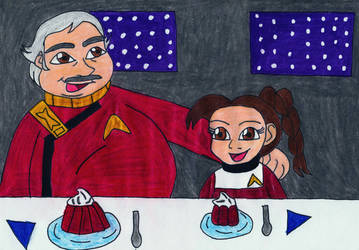 Star Trek: Jello Time! by LadyData