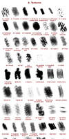 Krita Predefined Brushes - ref sheet by White-Heron