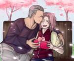 Happy Birthday Sakura - chan !