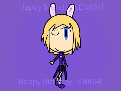 Happy Birthday LENK64!