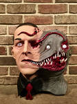 H.P Lovecraft Tormented Bust