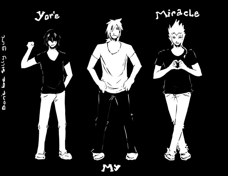 You're my Miracle