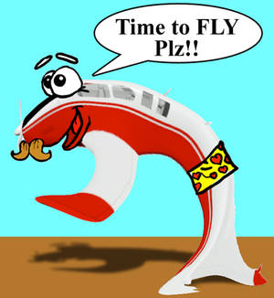 Time to FLY Plz