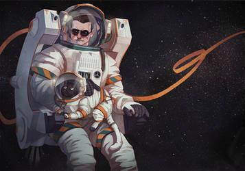 Inside space by norapotwora