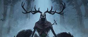The Witcher fanart stream OFFLINE