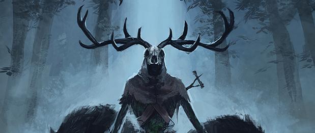 The Witcher fanart stream OFFLINE by norapotwora