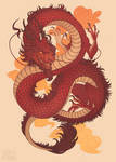 [C] Chinese dragon