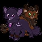 Druid Kitten Love