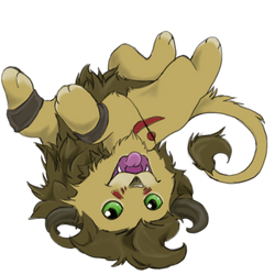 Tauren Druid Kitten by jyotsana