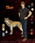 Thor Character Ref