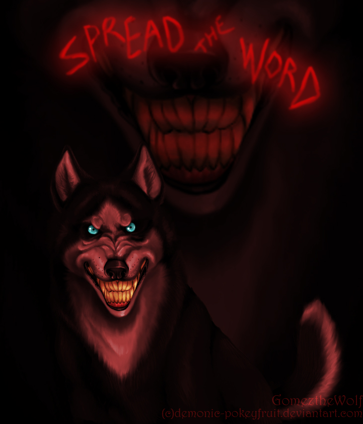 Smile.JPG :Part 1: by ... Spread The Word Smile Dog