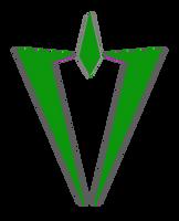 Mega Rayquaza Delta Symbol by CoolShallow