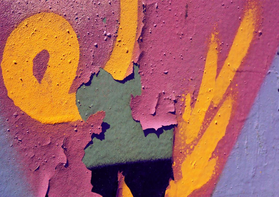 Graffiti texture 7 by IHaveSeenTheRain