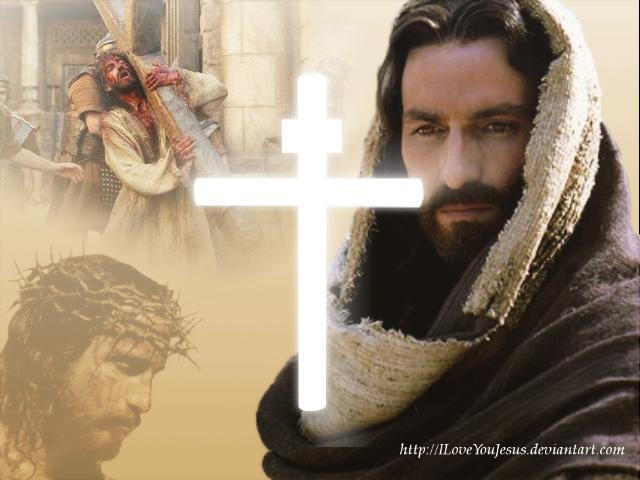 Jesus Christ by ILoveYouJesus