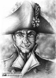 Kapitan Peter Doggs - Royal Navy