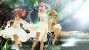 Muses ~ by InoriAruma