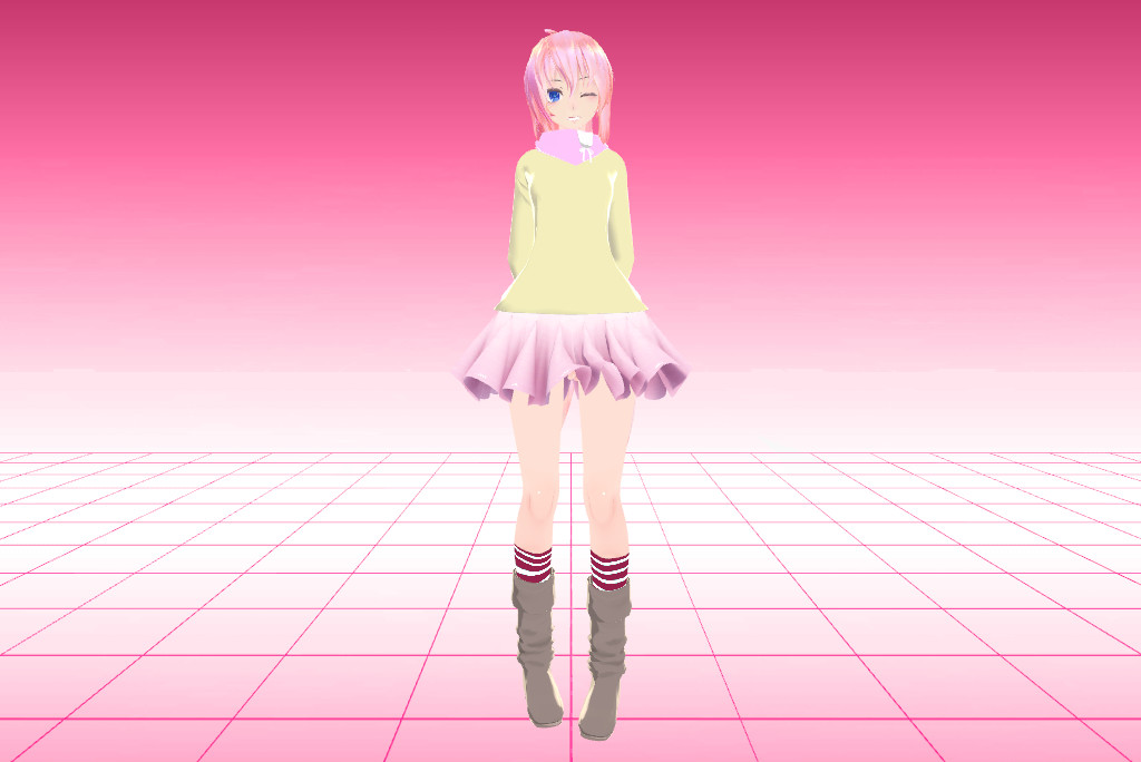 MMD Tda Luka Suki Kirai Download !! by InoriAruma