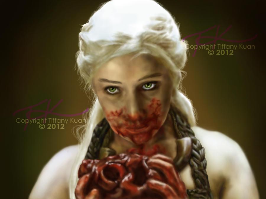Daenerys Targaryen (GoT) by bejeweledmoonphoto