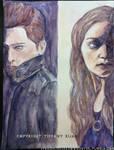The Darkling and Alina - Shadow and Bone