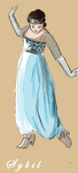 Downton Abbey: Sybil