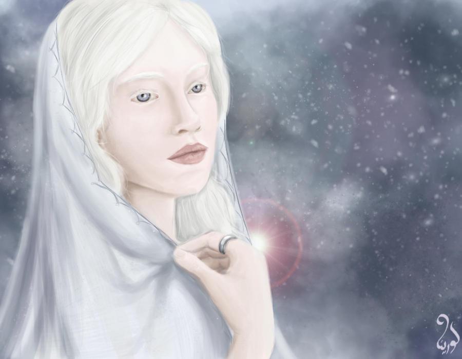 Zahra by astarayel