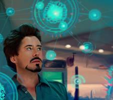 Man of Science by astarayel