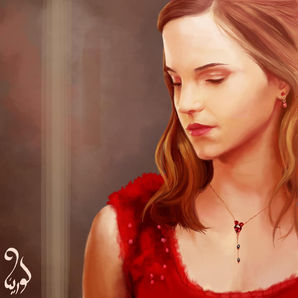 Prize - Hermione Granger by astarayel