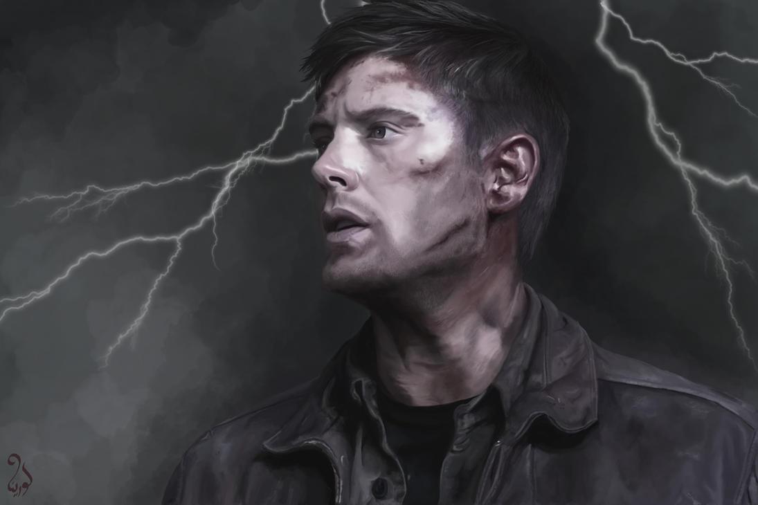 Dean Winchester By Astarayel On DeviantArt