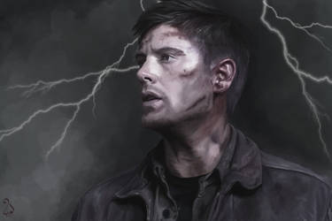 Dean Winchester by astarayel