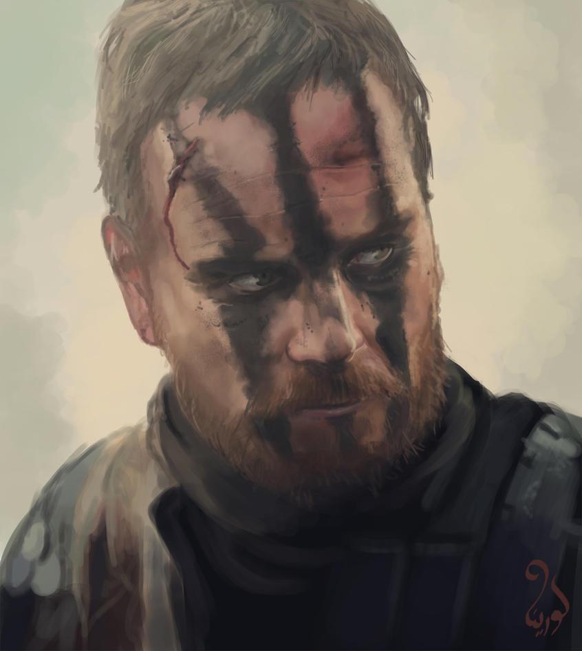 Macbeth by astarayel