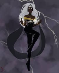 Marvel Women - A to Z - Storm