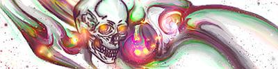 Skull by Brillion