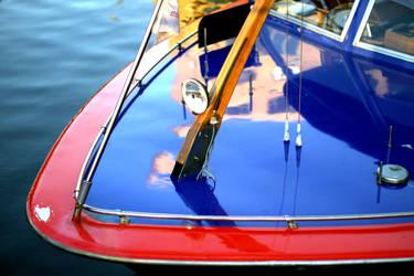 Amsterdam Boat
