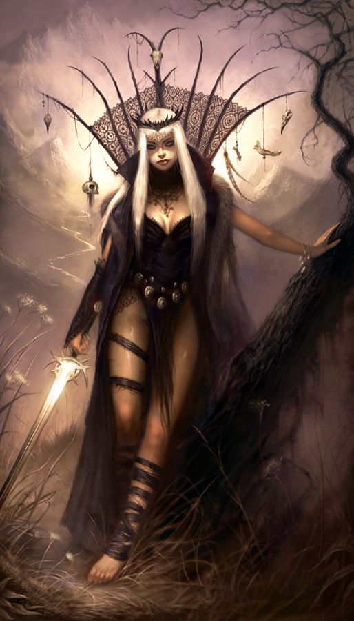 Mistress and Sword