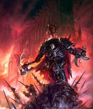 W40k Black Crusade - Hand of C