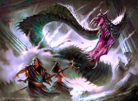 Nemesis of Mortals by guterrez