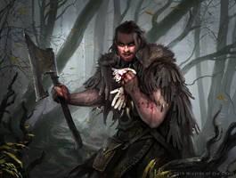 Grim Flayer by guterrez