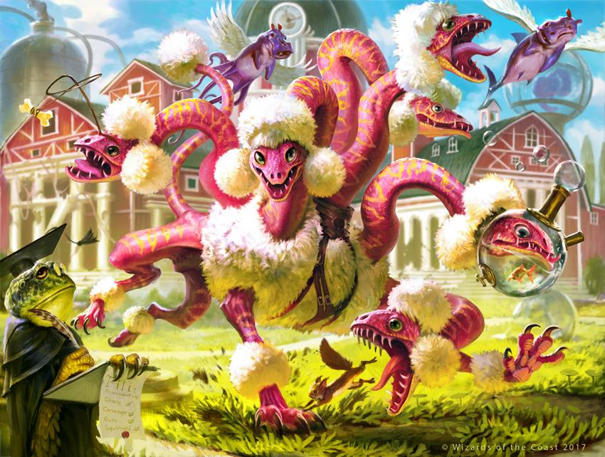 Hydradoodle by guterrez