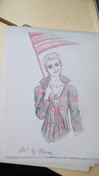 JulyOfBoys #1: Hidan by Emeramice