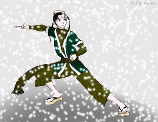 JulyOfBoys #4: Haku by Emeramice