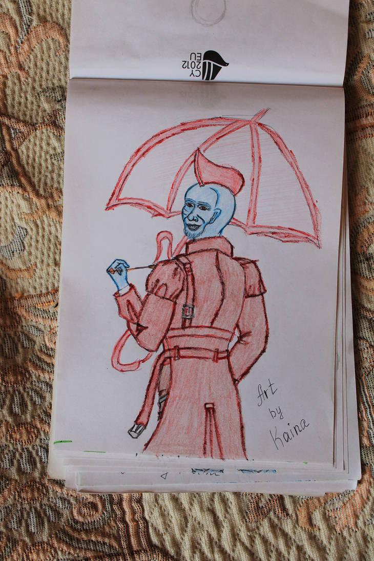 JulyOfBoys #10: Yondu Udonta by Emeramice