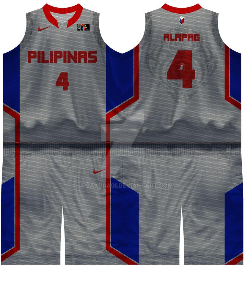 5247cb42e4a Gilas Pilipinas - Home Jersey by jpsakuragi on DeviantArt