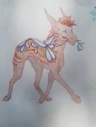 [WoR] Azurine's treasure by UrzasUroboros