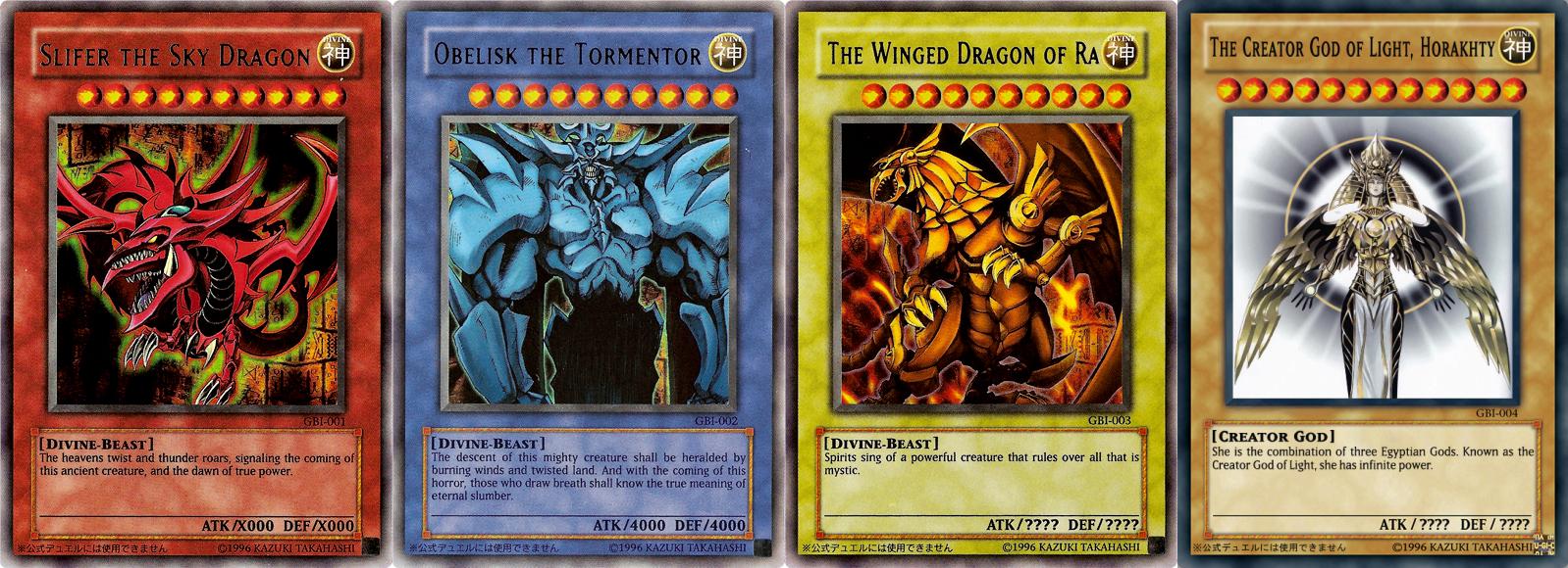 egyptian god cards fusion - photo #8