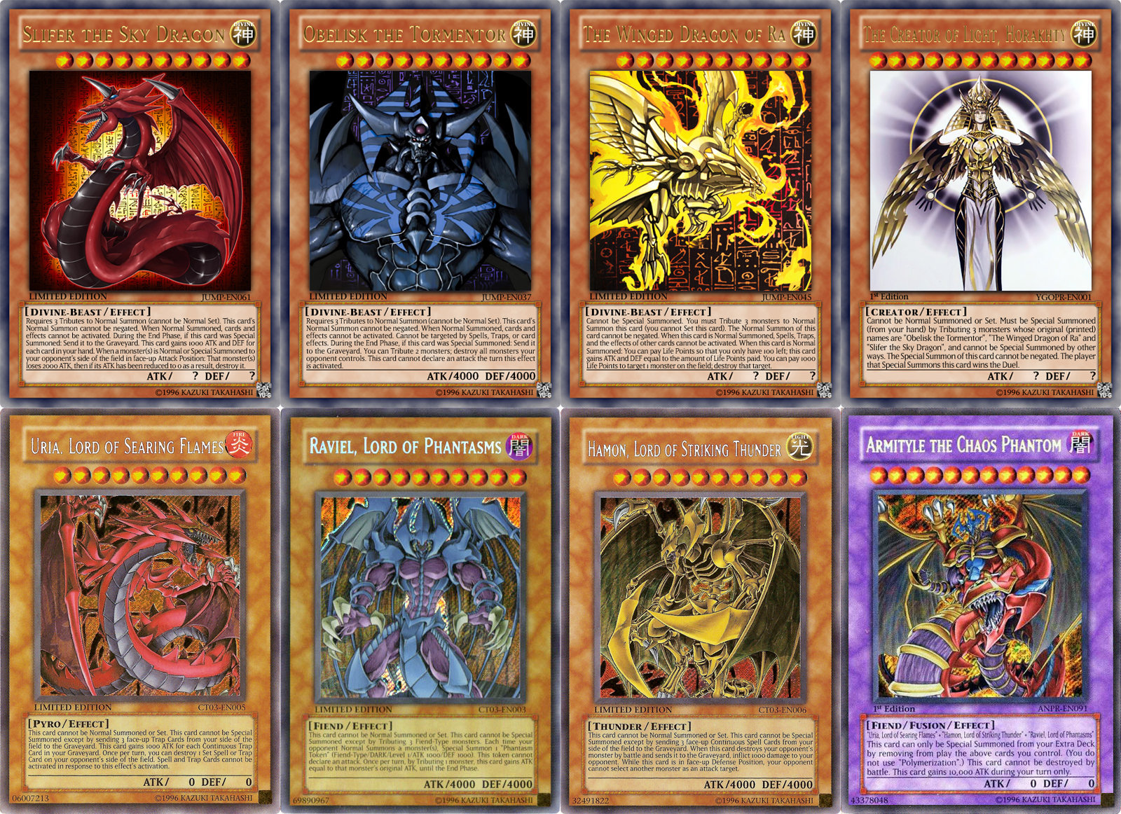 egyptian god cards fusion - photo #28