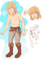 Breath of the Wild by DapperPepper