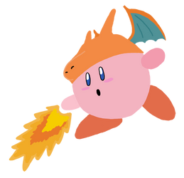 Kirby, I Choose You by Ellyism