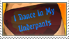 Underpants Stamp by Ellyism