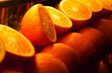 Yumminess in orange